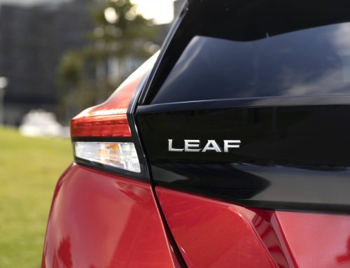New Nissan Leaf Could Power Your Home for a Week