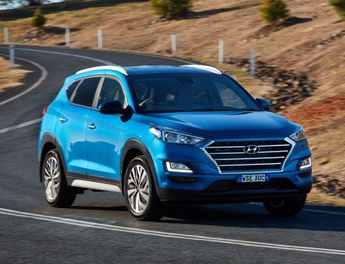 Hyundai updates Tuscon SUV for 2010
