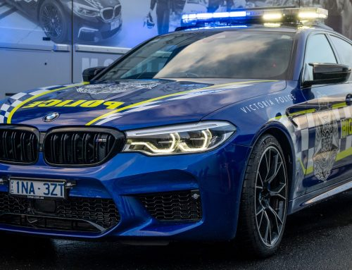 BMW M5 Police Cars for Victoria Police