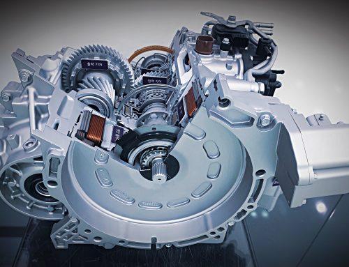 2019 Hyundai World's first Active Shift Control ASC transmission