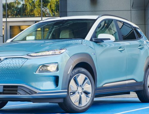 Hyundai Kona Wins Good Design Awards
