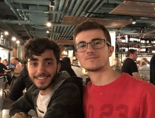 GAY 19 year old Mehdi Shokr Khoda fears Death in Iran