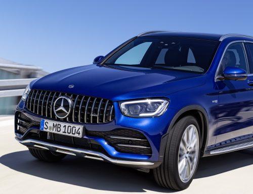 Mercedes Updates GLE and GLC Models