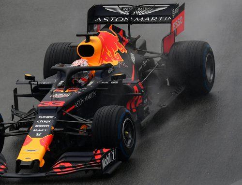 2019 Max Verstappen Wins Grand Prix Hockenheim