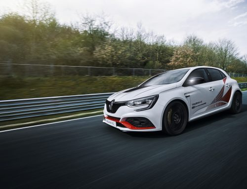 Wildly Extreme – Megane R.S. Trophy-R Headed To Australia