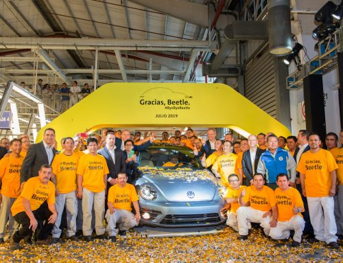 VW Ends Beetle Production