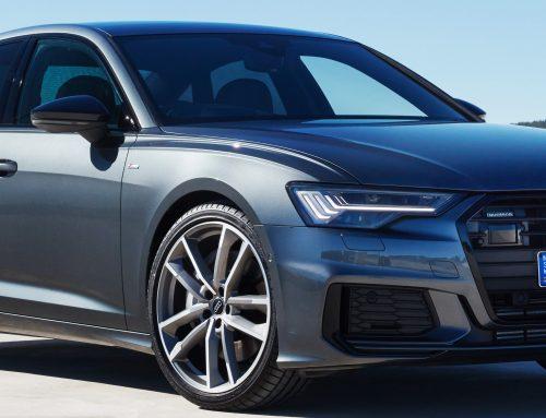 All new 2019 Audi A6