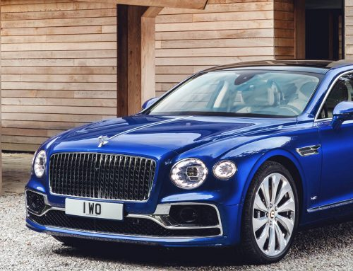 Elton John Aids Foundation Auctions Bentley Flying Spur First Edition
