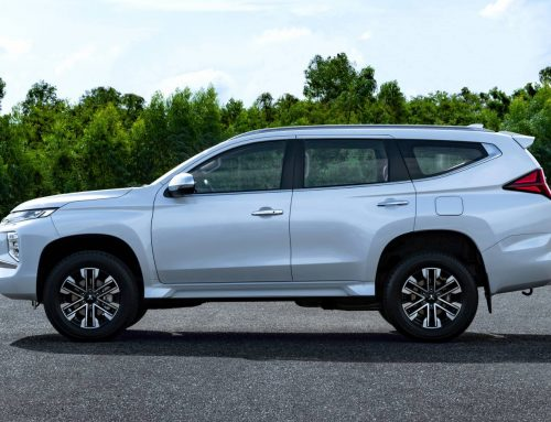 2019 – New Pajero Sport More Refined, Powerful Appearance