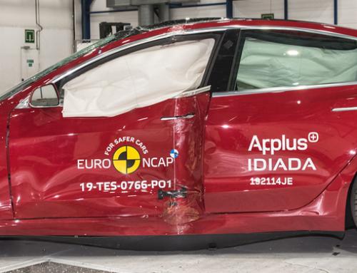 Tesla Model 3 Scores ANCAP 5 star rating