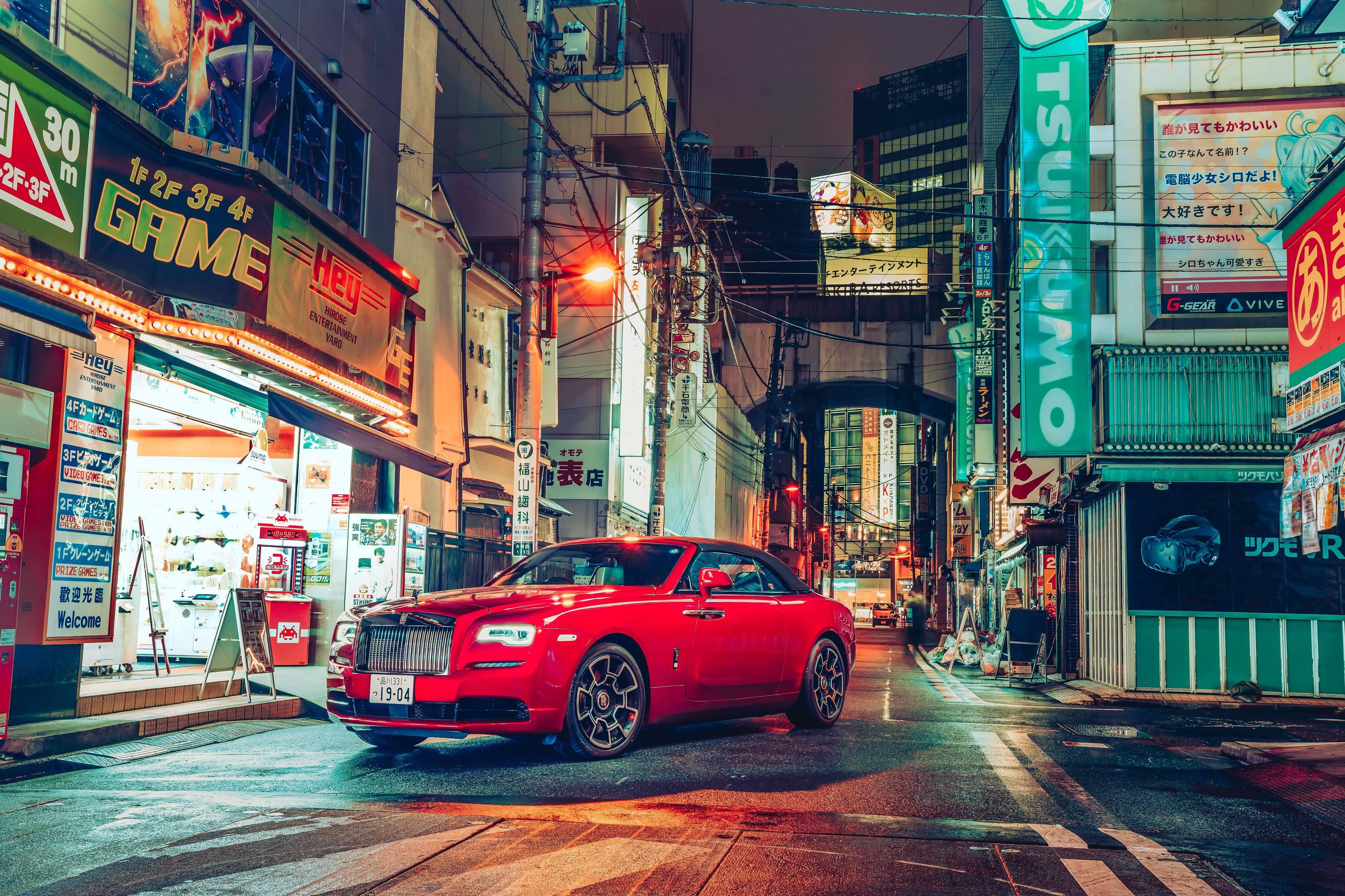 Rolls Royce Looking Good In Yoshifumi Ogawa S Photo Sojourn Gay Car Boys