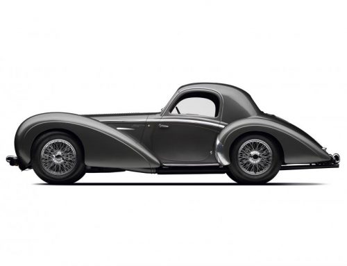 Rare Dalahaye and Bugatti at Pebble Beach