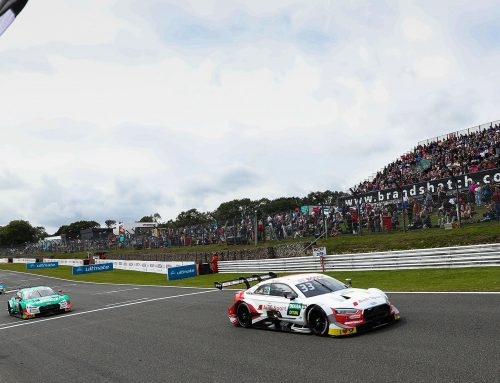 Audi Wins at Brands Hatch