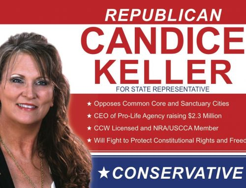 America Calls For Candice Keller's Resignation