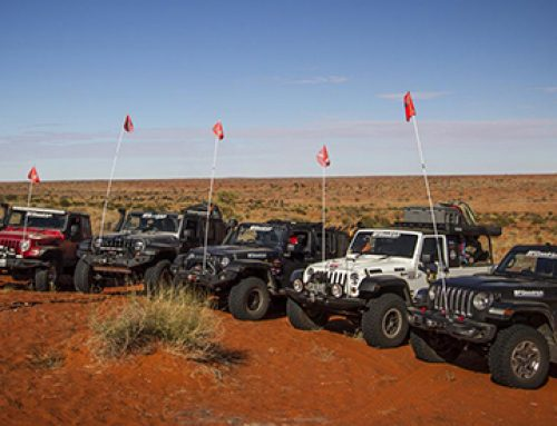 Crossing Simpson Desert 4×4 Jeep JL Wrangler | Chris Collard
