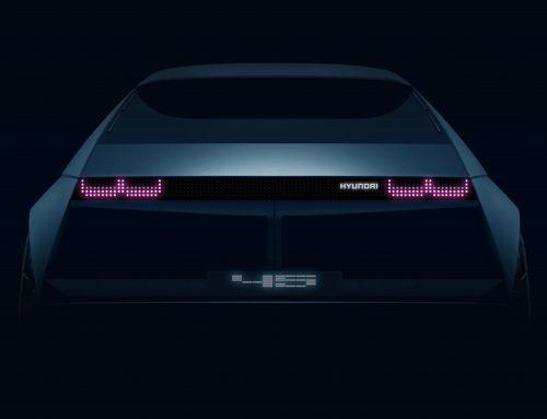 Hyundai Concept 45 at Frankfurt Motor Show