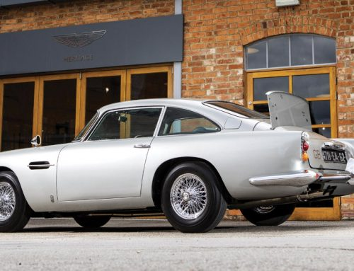 James Bond Aston Martin sells for record-breaking £5.26 million
