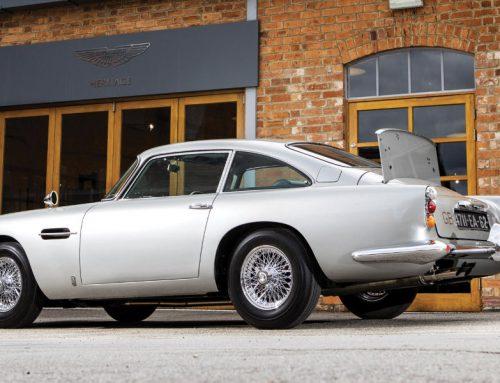 James Bond Aston Martin sells for record-breaking £5.26 million