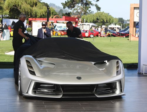 Fastest Production car in the world, Lotus Evija at Pebble beach
