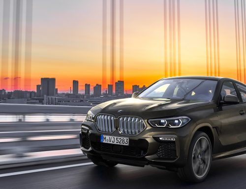BMW All New X6