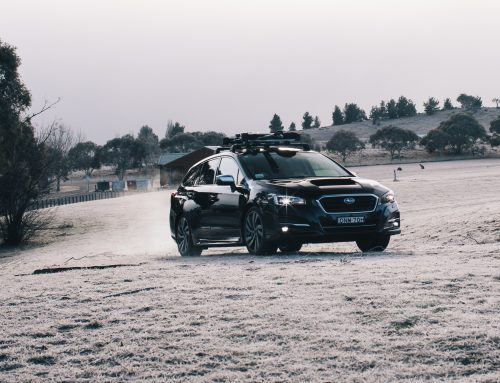 Subaru Makes Snow Trips Fun and Safe