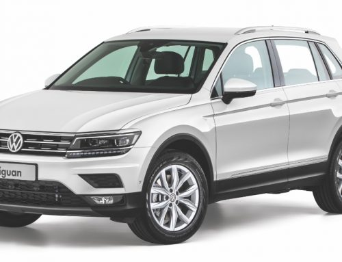 VW Australia Brings Back Tiguan 110TSI
