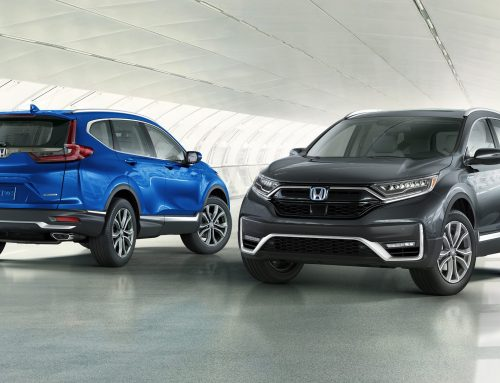 2020 Honda CR-V revealed for North American Market