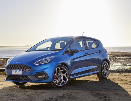 Ford Finds New Fiesta ST for 2020