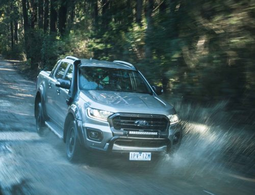 Ford Ranger Wildtrack X
