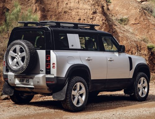 2020 Landrover Defender: New, for the sake of it?
