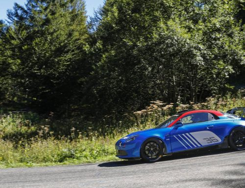 Alpine A110 Rally Version