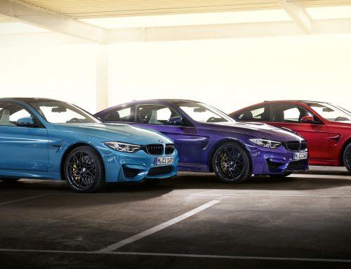 BMW M4 Edition M Heritage details