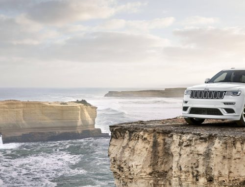 Jeep launches luxury Summit version of Grand Cherokee