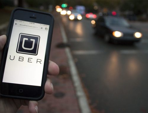 The Great UBER Scam
