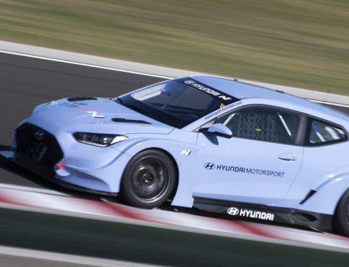 Veloster N ETCR, Hyundai's next WMD