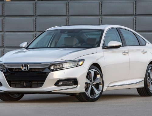 2019 all-new Honda Accord in Australia Soon