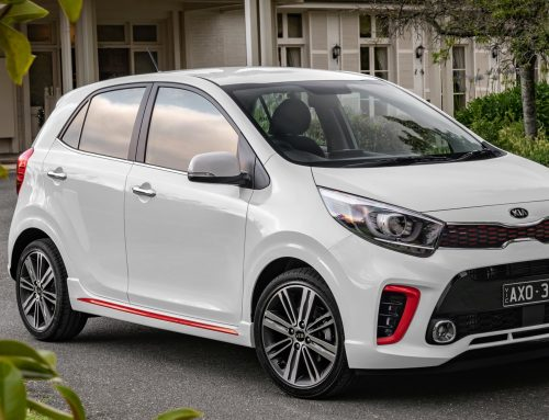 KIA Picanto GT, the Perfect City Car
