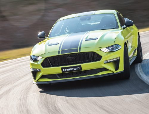 Ford Mustang R Spec: More power than Supercharged Bullit