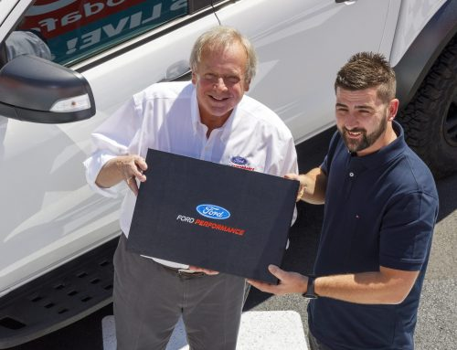Edesel Ford II and Ford Performance Gold Coast