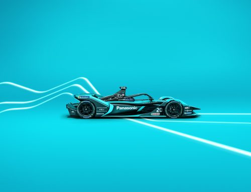 Panasonic Jaguar Racing Unveils All-New Jaguar I-Type 4