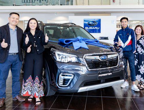 Subaru Milestone: 1,000,000 Australian vehicles