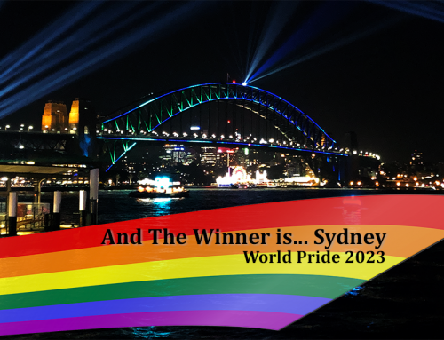 Sydney Wins Gay World Pride 2023