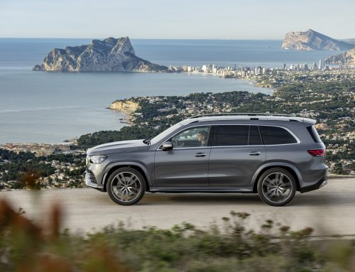 All New 2020 Mercedes-Benz GLS
