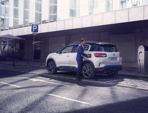 Citroen Evaluates C5 Aircross Hybrid for Australia