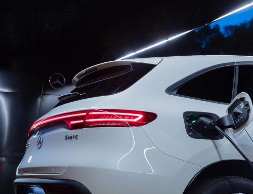 Mercedes Goes Electric – Mercedes-Benz EQC 400 4Matic