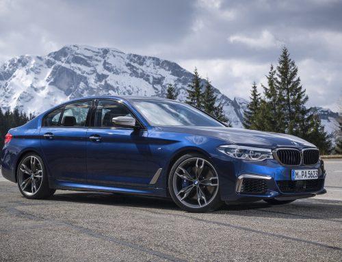 BMW Australia Launches Powerhouse M550i