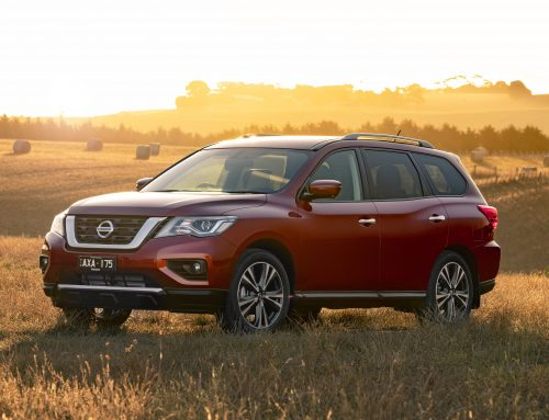 2019 Nissan Pathfinder Ti V6 Review