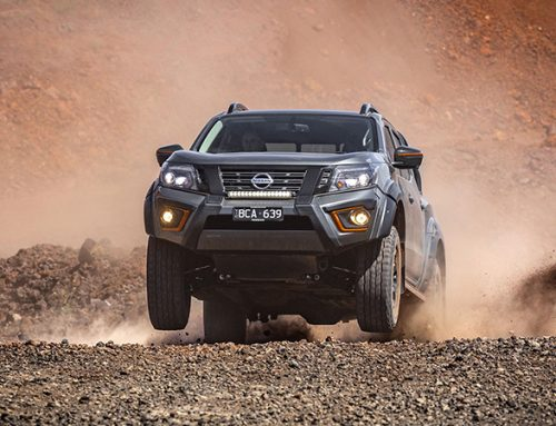 Is Nissan Navara N-Trek Warrior easy to Drive?