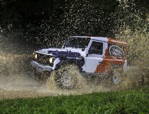 Jaguar Land Rover Buys Bowler