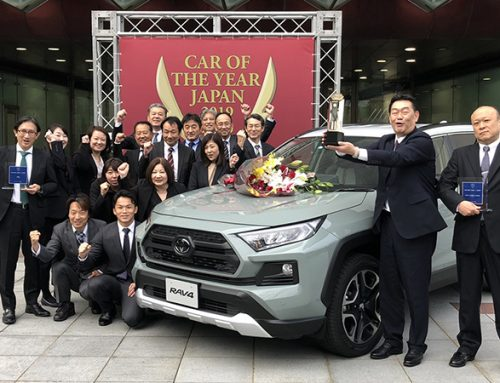 Japan Car Of The Year 2019 Toyota Rav 4